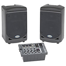 Samson Expedition XP150 20 Speaker System