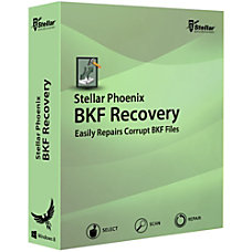 Stellar Phoenix BKF Recovery Download Version