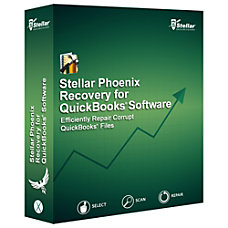 Stellar Phoenix Recovery for QuickBooks Mac