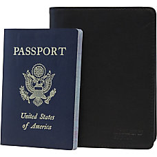 Mobile Edge ID Sentry Passport Wallet