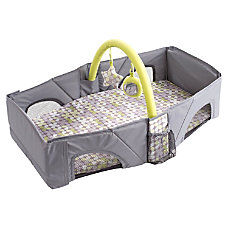 Summer Infant Travel Bed and Diaper