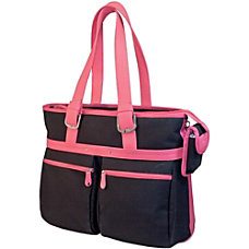 Mobile Edge Komen Canvas Tote For