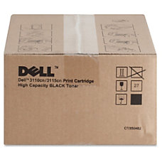 Dell PF030 High Yield Black Toner