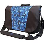 SUMO Messenger Bag Black Blue