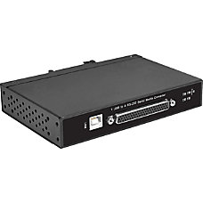 SIIG CyberX Industrial Rugged 4 port