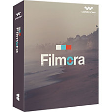 Wondershare Filmora Video Editor Download Version