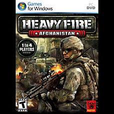 Heavy Fire Afghanistan Download Version