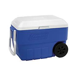 Coleman 56 Quart60 Can Wheeled Cooler