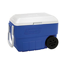 Coleman 56 Quart60 Can Wheeled Cooler