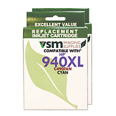 VSM Imaging Supplies VSMC4907AN 2PACK HP