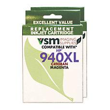 VSM Imaging Supplies VSMC4908AN 2PACK HP