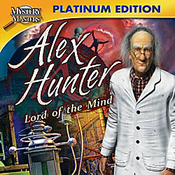 Alex Hunter Lord of the Mind