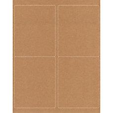 ReBinder Adhesive Labels 4 x 5
