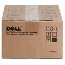 Dell RF013 High Yield Magenta Toner