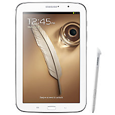 Samsung Galaxy Note 80 Tablet With