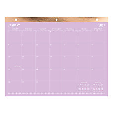 Divoga Monthly Desk Pad Calendar 8