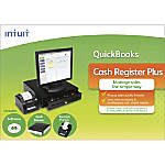QuickBooks Cash Register Plus With Hardware