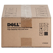 Dell NF556 High Yield Yellow Toner