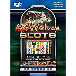 IGT Slots 100 Wolves Mac Download