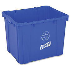 Genuine Joe 14 Gallon Recycling Bin