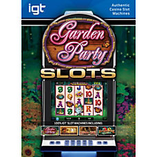 IGT Slots Garden Party Mac Download