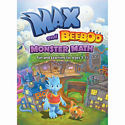 Max and Beeboo Monster Math Download
