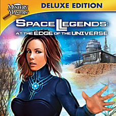 Mystery Masters Space Legends At the