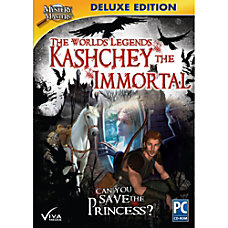 The World Legends Kashchey The Immortal