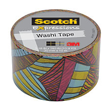 Scotch Expressions Washi Tape 1 316