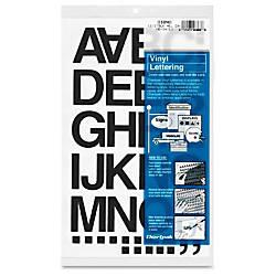 Chartpak Vinyl Helvetica Style LettersNumbers 10