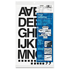 Chartpak Vinyl Helvetica Style LettersNumbers 10