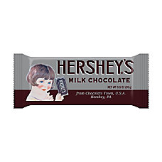 Hersheys Nostalgic Large Bars Milk Chocolate