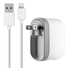 Belkin Swivel Charger With Lightning ChargeSync