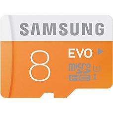 Samsung EVO 8 GB microSDHC