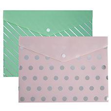 Divoga Snap Poly Envelopes 2 8