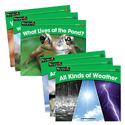 Newmark Learning Rising Readers Science Set