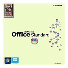 Celframe Office Standard Download Version
