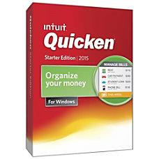 Quicken 2015 Starter Edition Download Version