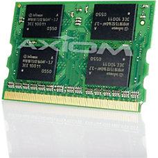 Axiom 512MB DDR 333 Micro DIMM