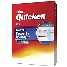 Quicken Rental Property Manager 2015 Download