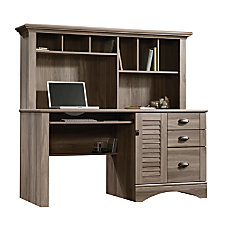 Sauder Harbor View Cottage Wood Desk