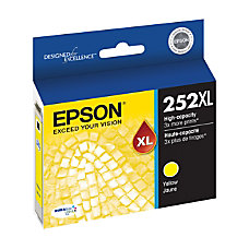 Epson DuraBrite Ultra T252XL420 S High