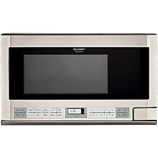 Sharp R 1214 Microwave Oven