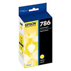 Epson 786 DuraBrite Ultra Yellow Ink