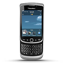 BlackBerry Torch 9810 4G LTE Slider