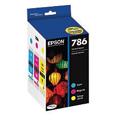 Epson DuraBrite Ultra T786520 S CyanMagentaYellow