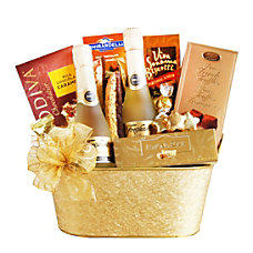 Givens Gifting Sparkling Delight Gift Basket