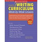 Scholastic Writing Curriculum Week By Week