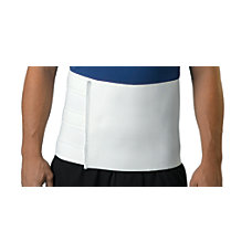 Medline Tri Panel Elastic Abdominal Binder