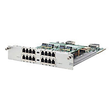 HP MSR 16 Port FXS HMIM